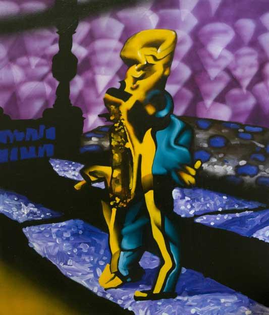Modern-Love-42-X-36ins-1998-acrylic-canvas