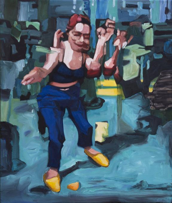 DancingShoes 84 X 71