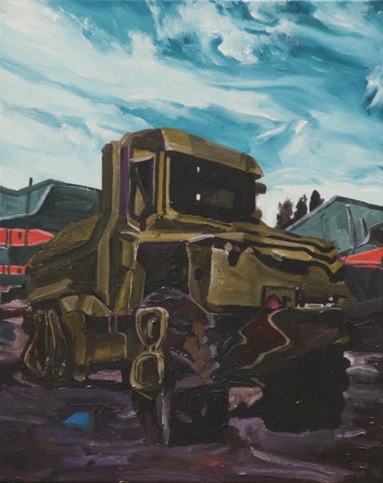 Military-Industrial-Truck-2019-51X40cm-acryl-canv-WS