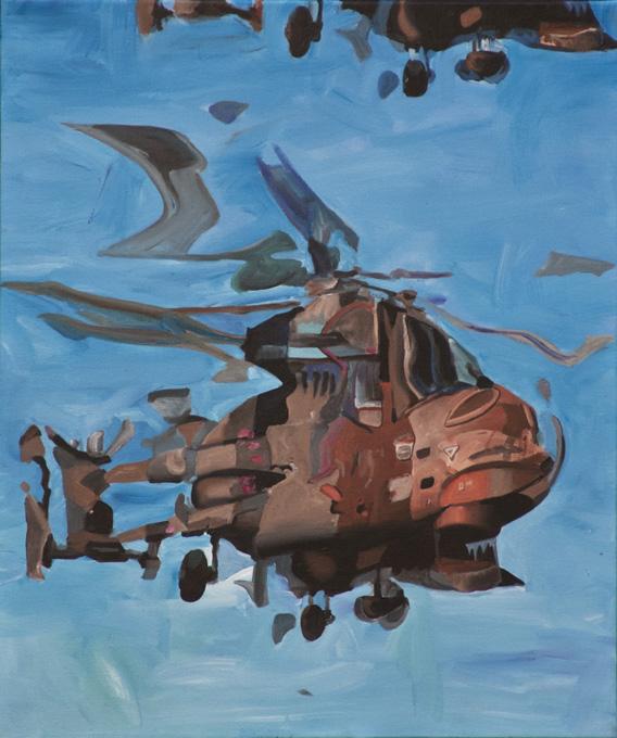 Choppy-Chopper-WS2020 84X71cm -acryl-canv