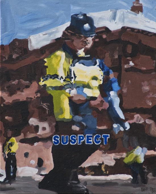 Suspect-2020-51X40cm-acryl-canv